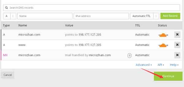 国外免费CDN加速及防护:CloudFlare注册使用教程 主机 网站安全 网站运营 站长 建站教程 第3张