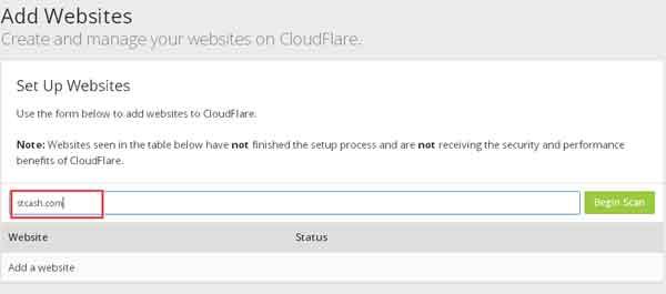 国外免费CDN加速及防护:CloudFlare注册使用教程 主机 网站安全 网站运营 站长 建站教程 第2张